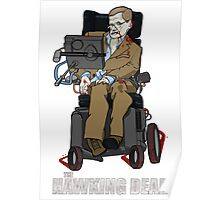 The Hawking Dead Poster