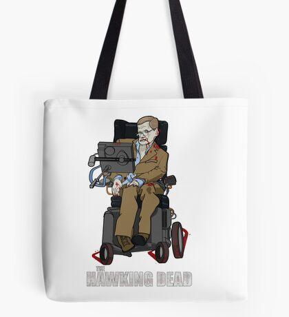 The Hawking Dead Tote Bag