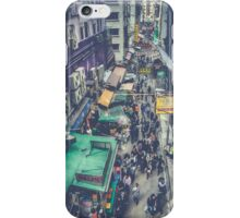 Hong Kong Street iPhone Case/Skin