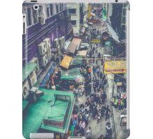Hong Kong Street iPad Case/Skin