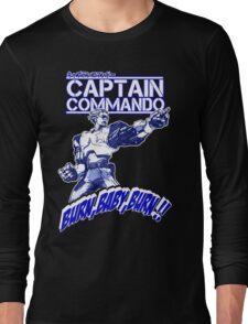 The Captain 02 Long Sleeve T-Shirt