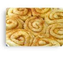 Sweets 4 Bakery Canvas Print