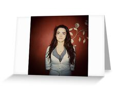 120 Lomo-fi Portrait Greeting Card