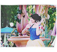 Disney's Snow White  Poster