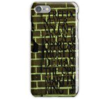 freedom! iPhone Case/Skin