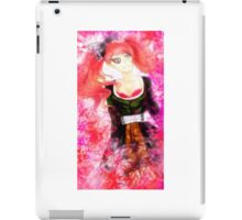 JUNKO ENOSHIMA - Red Ribbon Magazine iPad Case/Skin