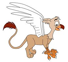 GRIFFON by wickedcartoons