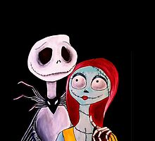 Jack and Sally by Audrey Bowen