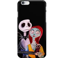 Jack and Sally iPhone Case/Skin
