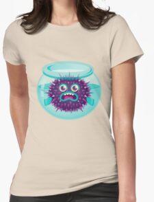 PUFFER PINCHITO Womens Fitted T-Shirt