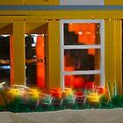 Lego Flower Garden by thegrizz15