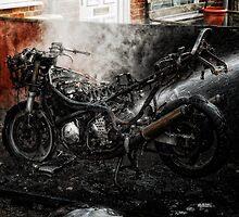 Hard Ride by Simon Duckworth