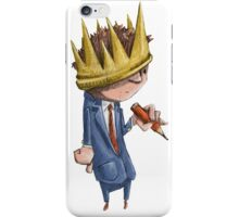Prince of the Pencil iPhone Case/Skin