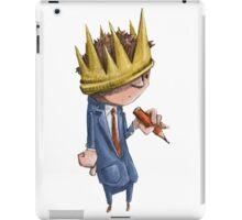 Prince of the Pencil iPad Case/Skin