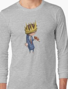 Prince of the Pencil Long Sleeve T-Shirt