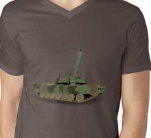 'Tank' Top Mens V-Neck T-Shirt