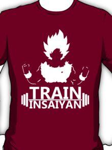 Train Insaiyan T-Shirt
