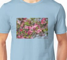 Profusion in Pink Unisex T-Shirt