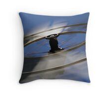 Wind pump Throw Pillow