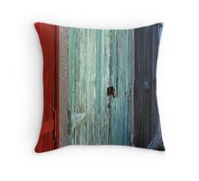And behind door number one... Throw Pillow