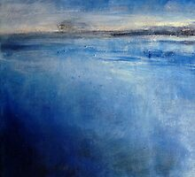 The Sea, The Sea - Paintings by Fee Dickson by Fee Dickson