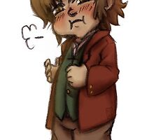 Chubby Master Baggins by Hot-Gothics