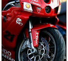Ducati by Michael Bullis