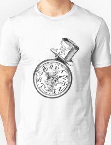 Alice in Wonderland Ticking tock T-Shirt