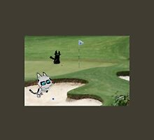 Cats Playing Golf Unisex T-Shirt