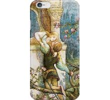 ROMEO AND JULIET VINTAGE iPhone Case/Skin