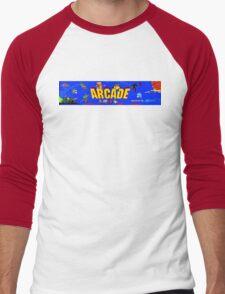 ARCADE! Men's Baseball ¾ T-Shirt