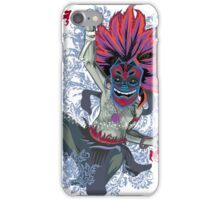 Witch Doctor iPhone Case/Skin