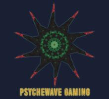 Psychewave Logo Redesign series (2) - The Sun by PsychwaveGaming