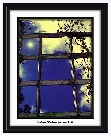 Window to Heaven #2 by kimbeaux1969