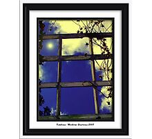 Window to Heaven #2 Photographic Print