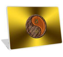 Taurus & Dragon Yang Wood Laptop Skin
