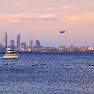 Perth City - Australia Day  by EOS20