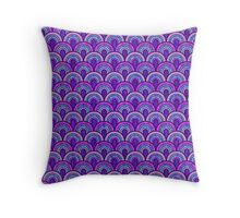 60's Patterns 2 Throw Pillow