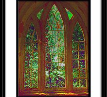 Window to Paradise by kimbeaux1969