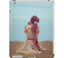 comfort iPad Case/Skin