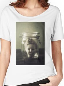 doll in jar Women's Relaxed Fit T-Shirt