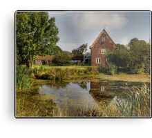 Stunning B&B in Norfolk Metal Print