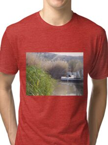 A Moment Over Water Tri-blend T-Shirt