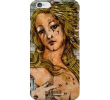 Deconstructing Venus iPhone Case/Skin