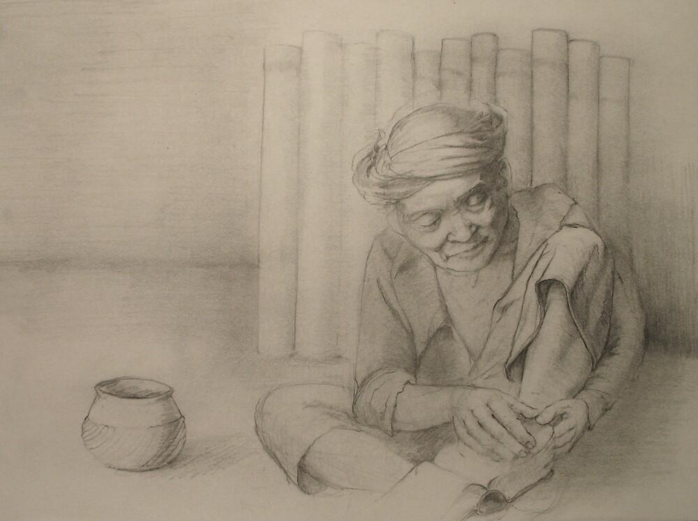 sketch book by scott allison