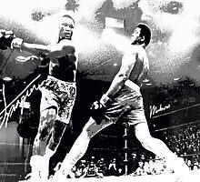 Ali the Greatest by Saundra Myles