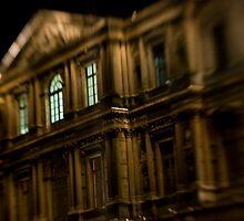 Le Louvre by Tobin Rogers