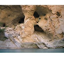 Rock Formation Photographic Print