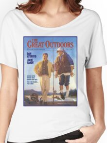 THE GREAT OUTDOORS (1988) Women's Relaxed Fit T-Shirt