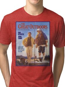 THE GREAT OUTDOORS (1988) Tri-blend T-Shirt